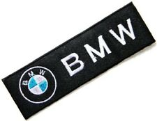 PATCH BMWCm 12 x 3  MOTORCYCLE PATCH TERMOADESIVO