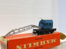 Märklin h0 4611 gru automobili Krupp onorarci DB OVP (mr381)