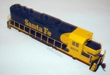 Bachmann Gp40 Body Shell-Santa Fe-Road # 3501~Ho Scale-