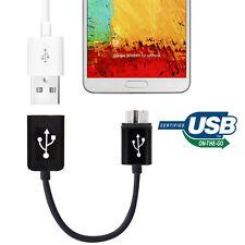 OTG Adapter Micro-USB 3 zu USB 3 Samsung Galaxy Note3 LTE , Galaxy S5 ,Tab 12.2