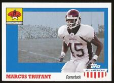 2003 Topps All American Marcus Trufant RC #122 Washington State