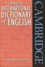 Cambridge International Dictionary of English Flexicover-ExLibrary