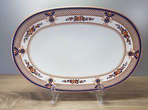 Tirschenreuth Trianon Alhambra Servierplatte Platte ca. 32,4 cm x 21,8 cm