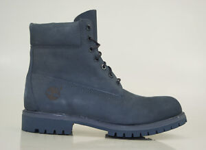 Timberland 6 Inch Premium Boots Waterproof Men Lace Up A176X