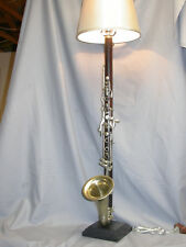 AWESOME Eb ALTO CLARINET LAMP - WOOD