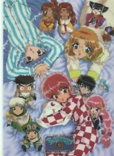 Magic Knight Rayearth Anime SD Pencil Board Shitajiki NEW
