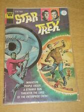 STAR TREK #25 VG (4.0) GOLD KEY COMICS JULY 1974 COVER A