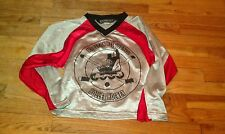 Black Biscuit Made For Misconduct Marlton NJ Rec Council Roller Hockey Jersey