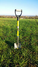 METAL DETECTING ROUGHNECK SPADE SIMPLY THE BEST TREASURRLANDDETECTORS EST / 2003