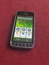 Doro Liberto 820 Mini Black Android Smartphone EasyUse Unlocked Phone