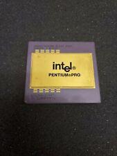 INTEL PENTIUM PRO KB80521EX200 SL22V 256K