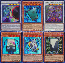 Chojiro Complete Deck -  Flower Cardian Willow - Lightshower- 47 Cards - Yugioh