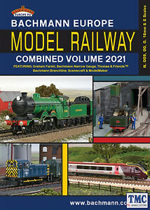 36-2021 Bachmann and Graham Farish Combined Catalogue 2021