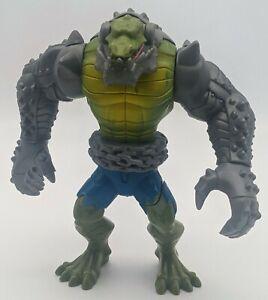 Armored Killer Croc Action Figure Batman Villains Takedown DC Comics Mattel