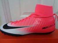Nike mercurial Victory VI DF TF football boot 903614 601 uk 9.5 eu 44.5 us 10.5