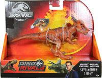 "Jurassic World ~ SAVAGE STRIKE STYGIMOLOCH ""STIGGY"" ACTION FIGURE ~ Dino Rivals"