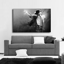 Poster Mural Michael Jackson Musician 40x58 inch (100x147 cm) on Adhesive Vinyl