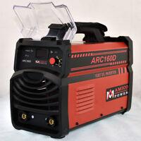 ARC-160D, 160 Amp Stick Arc DC Inverter Welder 110V & 230V Dual Voltage Welding