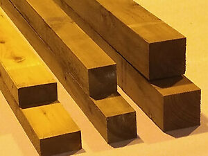 Wooden Fence Posts, Wooden Gate Posts, Pressure Treated, Wooden Posts