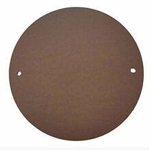 Speedball Masonite Pottery Wheel Bat Round 12 inch Diameter MAS12)