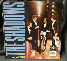 JIGSAW - THE SHADOWS - LP AUSTRALIAN ISSUE COLUMBIA 33OSX 7804