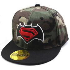 7a9c9e3f7d1 Toddler Kids Boys Girls Camo Canvas Baseball Cap Adjustable Snapback Peaked  Hat