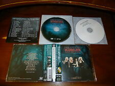 Crucified Barbara / The Midnight Chase JAPAN+2 w/DVD-R Phantom Blue Vixen B2