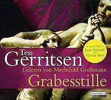 Grabesstille von Gerritsen, Tess | Buch | Zustand sehr gut