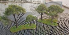 deciduous green trees - Test of honour/Warhammer/Bolt Action