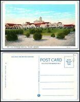 ARIZONA Postcard - Tucson, U.S. Veterans Hospital H16