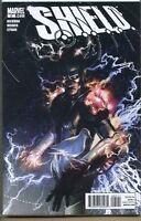 Shield 2010 series # 5 fine comic book