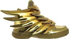 Adidas Originals Jeremy Scott Wings 3.0 Gold M/W size eu 41 1/3 US M SIZE 8 W 9