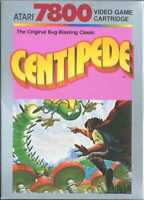 Centipede Atari 7800 New in Box (NIB)