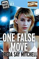 One False Move: a thrilling pageturning race against time (Quick Reads 2017),Dr
