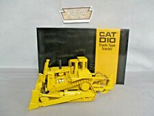 CCM Cat D10 Track-Type Tractor U Blade & Ripper 1/48 Released 2009 USED - RW-09