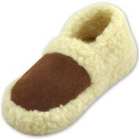 Wollkies Woll Walkpantoffel, Hauspantoffel, Melo Verde