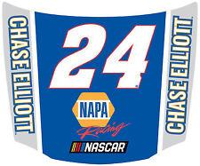 NASCAR #24 Chase Elliot Hood Shaped Magnet-NASCAR Magnet