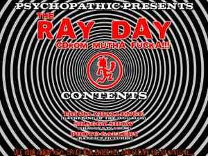 Insane Clown Posse ICP Ray Day Prize CD Rom 2000, Rare, Violent J, Shaggy 2 Dope