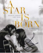 LADY GAGA Signed A STAR IS BORN Photo w/ Hologram COA