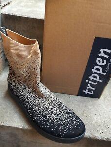 Schuhe Trippen Sparkle, vegan, Größe 39