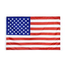 New listing 3'x 5' Ft American Flag U.S.A U.S. United States Stripes Stars Brass Grommet Lot