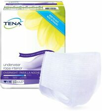 Tena Incontinence Underwear For Women, For Overnight, Medium, 16 Count