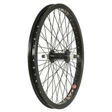 » DiamondBack Front BMX Wheel, 14mm Axle, ALEX Y22 Rim, 48 Hole, Black