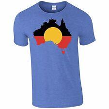 Aboriginal Australia Funny Tee T-Shirt Top Tumblr Novelty Gift Secret Santa