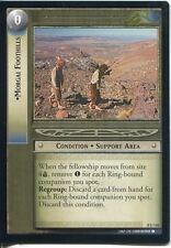 Lord Of The Rings CCG Card SoG 8.U110 Morgai Foothills
