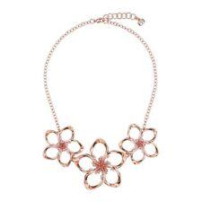 Crystal Flowers & Plants Crystal Costume Necklaces & Pendants
