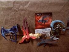 Volks Kabaya Japan Myths of the World Figure Lot Mythology Phoenix Dragon Etc