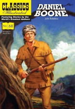 Bakeless-Daniel Boone  BOOK NEW