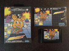 Sega Megadrive Zoom complet