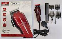 WAHL PROFESSIONAL 5 STAR SUPER TAPER HAIR CLIPPER *BNIB* *UK*
